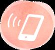 れんらくアプリ(携帯電話による連絡体制)