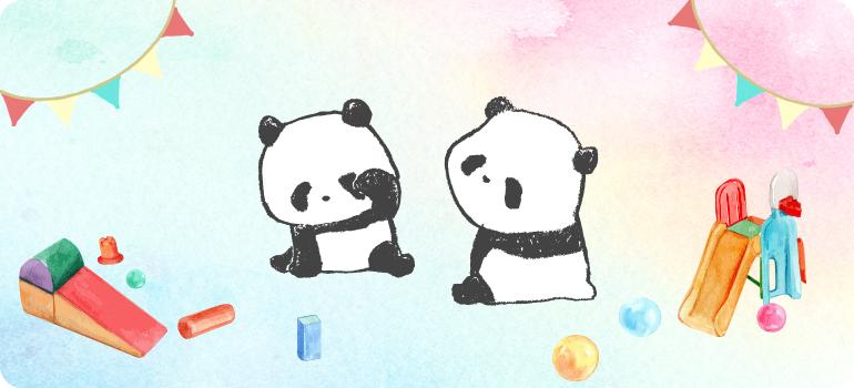 預かり保育(パンダ)BEFOR&AFTER SCHOOL CHILDREN(PANDA)